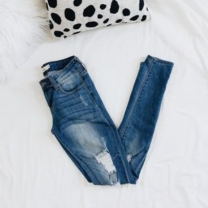💎Ripped Skinny Jeans /2 for $8